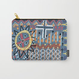 African Sun Design Carry-All Pouch