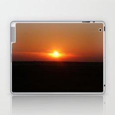 Sunset in Wiltshire England Laptop & iPad Skin