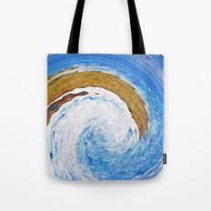 wave 23 Tote Bag