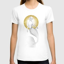 Gold Mermaid T-shirt