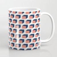 cubes Mug
