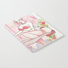 burlesque girls Notebook