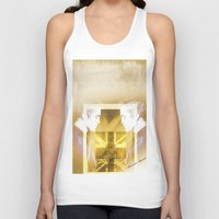 actor Tank Tops featuring Robert Pattinson - Actor by Sherazade's Graphics