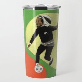 B. Marley - playing Travel Mug