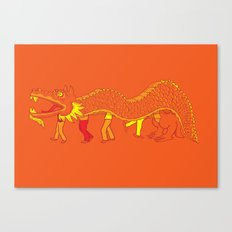 Clever Disguise Canvas Print