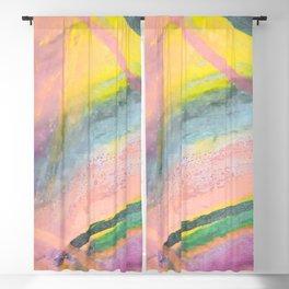 Inside the Rainbow 5 Blackout Curtain