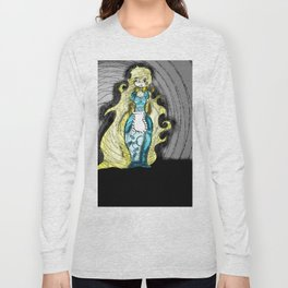 Dark Allie. Long Sleeve T-shirt