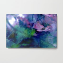 Spring Synthesis IV Metal Print