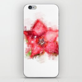 Such a nice flower iPhone Skin