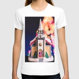 Christmas Chapel 2 T-shirt