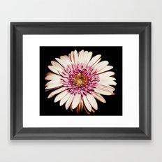 FLOWERS V Framed Art Print