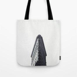 New York Flatiron Building Tote Bag