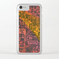 Where Are YOU / Density Series Clear iPhone Case