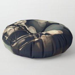 baby's breath Floor Pillow