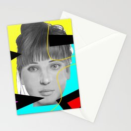 Woman N89 Stationery Cards
