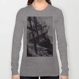 All Hands On Deck Long Sleeve T-shirt