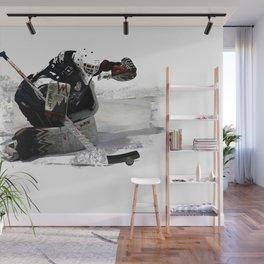 No Goal! - Hockey Goalie Wall Mural