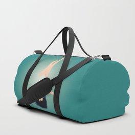 Summer Relax #society6 #decor #buyart Duffle Bag