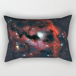 Seagull Nebula Rectangular Pillow
