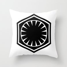 The First Order Throw Pillow