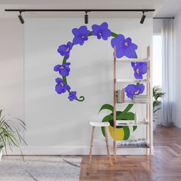 Earl The Orchid Wall Mural
