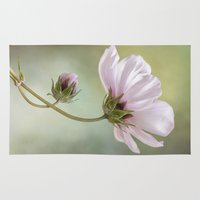 cosmos Area & Throw Rugs featuring Cosmos by Mandy Disher