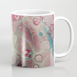 Windows of Memory - Abstract Acrylic Art by Fluid Nature Coffee Mug
