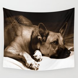 Tanner 3 Wall Tapestry