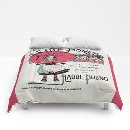 The Little Thumbelina 1891 Comforters