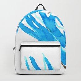 Oak Island Seaweed Backpack