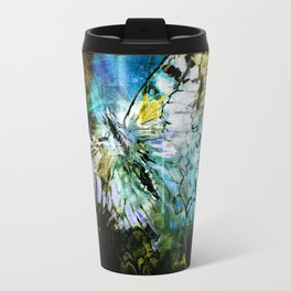 The birth of the butterfly Travel Mug