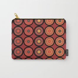 Circles and centers Carry-All Pouch