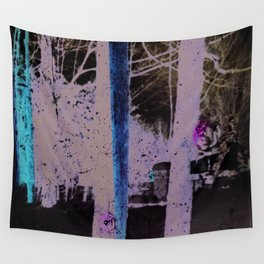 Backwoos Wall Tapestry