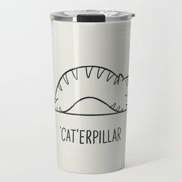 Cat-erpillar Travel Mug