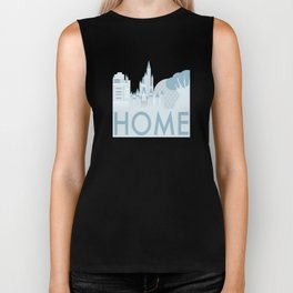 The Parks Are Home Biker Tank