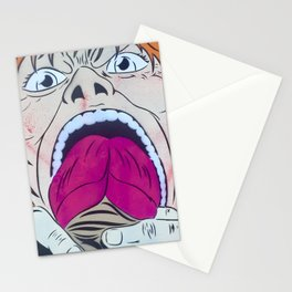 Attack on Dick - Attack on Titan Parody Spray Painting Stationery Cards
