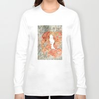 perfume Long Sleeve T-shirts featuring Perfume #1 by Dao Linh