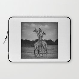 Giraffe Trio Laptop Sleeve