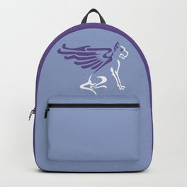 Winged dog Backpack