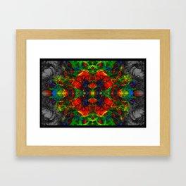 Expresion Colors 97  Framed Art Print