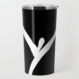 Vagina 1b by Kathy Morton Stanion Travel Mug