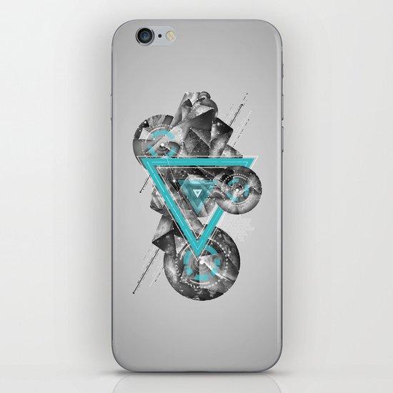 ∆V∆ iPhone & iPod Skin