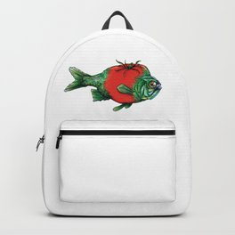 Tomato Fish Backpack