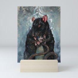 The Bond Mini Art Print
