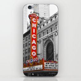 Chicago Theater iPhone Skin