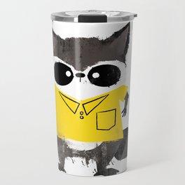 Missfits Raccoon Travel Mug