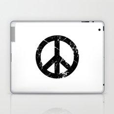 Peace Grunge Symbol Laptop & iPad Skin