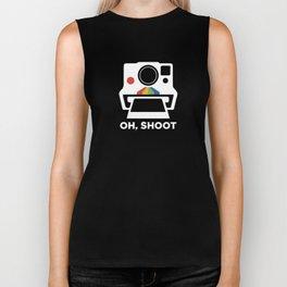 Oh Shoot 2 Biker Tank