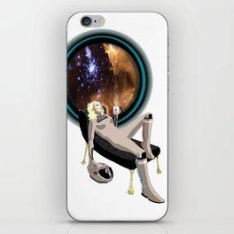 Astro Break iPhone Skin