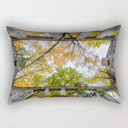 The old mill Rectangular Pillow